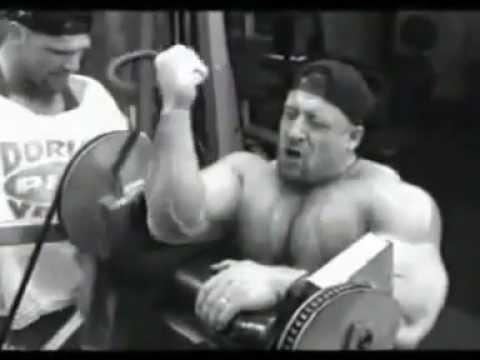 Hardcore Bodybuilding Workout 93