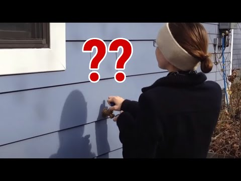 Secret Exterior Door With Remote Control Lock Boing Boing
