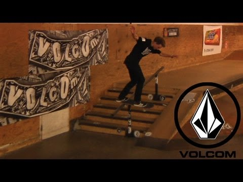 Stop #2 Volcom Stone's Wild In The Parks Project 58 Skatepark Raleigh, NC 2013