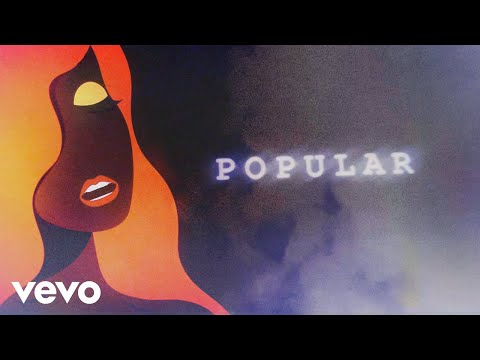 Jozzy - Popular (Official Lyric Video)