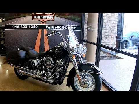 2020 Harley-Davidson® Heritage Classic 107 FLHC