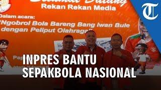 Bakal Calon Ketum PSSI Iwan Bule Emban Inpres Jokowi