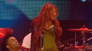 Miley Cyrus - Can't be tamed [HQ LIVE] Rock in Rio Lisbon 2010