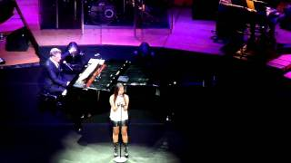 Charice & David Foster   'I Have Nothing', 'I Will Always Love You'  Bodyguard OST medley