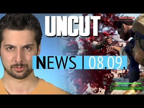 Fallout 4 uncut mit USK 18 in Deutschland - Ubisoft baut Freizeitpark - News