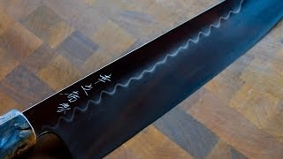 Konosuke Honyaki Aogami #2 240mm Gyuto
