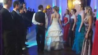 DANÇA MEDIEVAL E VALSA COREOGRAFADA CASAMENTO KIVIA E RAFAEL - WEDDING WALTZ