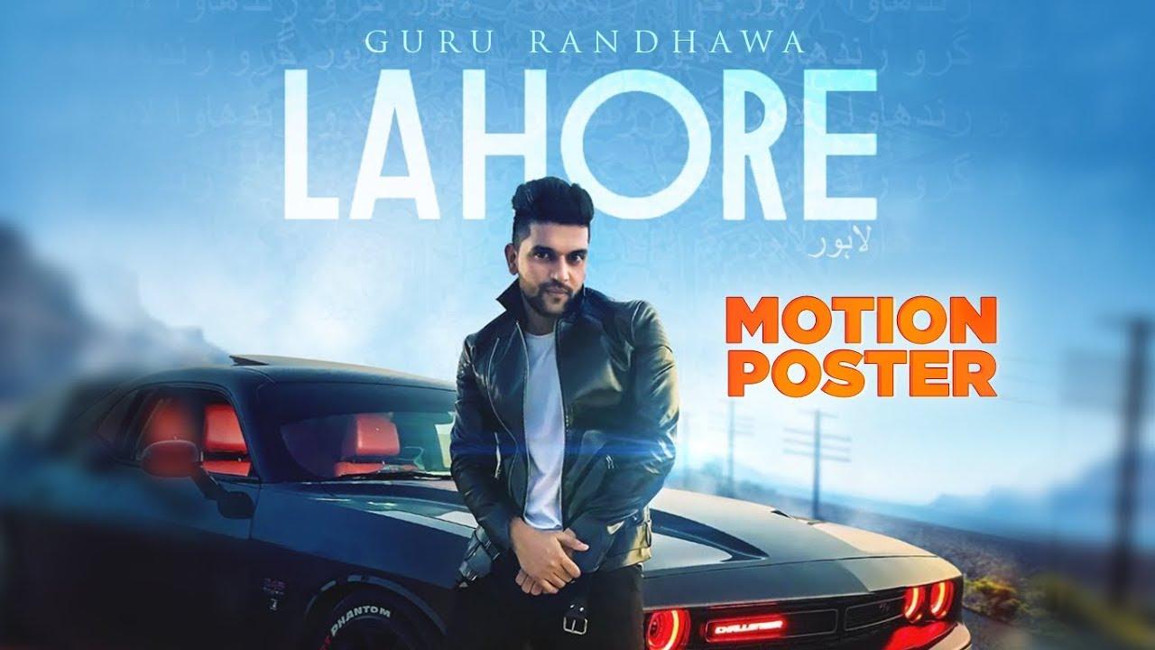 Guru Randhawa: Lahore Song (Motion Poster) Releasing 14 December  downoad full Hd Video