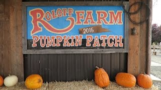 Jeremy and Audrey on TLCme: Pumpkin Season at Roloff Farms
