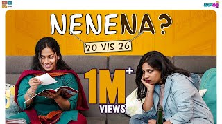 Nenena - 20 v/s 26 - Women's Day  || Mahathalli || Tamada Media
