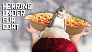 Herring under fur coat (селедка под шубой) - Cooking with Boris