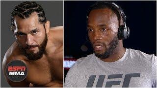 Leon Edwards wants to silence Jorge Masvidal in next fight   UFC Fight Night   ESPN MMA