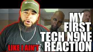 {{ REACTION }} Tech N9ne   Like I Ain't   Official Music Video   He Did It All