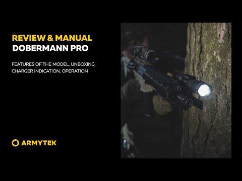Review & Manual: Dobermann Pro