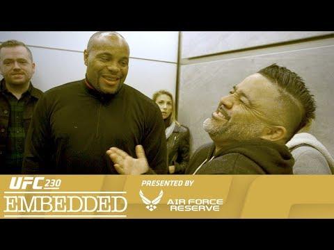 UFC 230 Embedded: Vlog Series - Episode 2