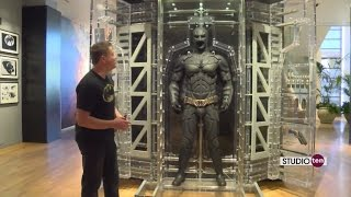 Studio 10: Batman Museum at Warner Bros.