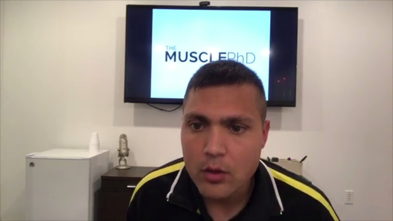 The Muscle PhD Academy Live #046: Do You Want To Grow?