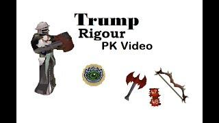 Trump Rigour PKing Video - Ballista/Dark Bow