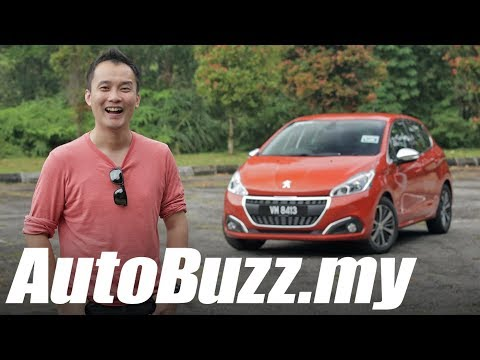 Peugeot 208 Puretech 1.2 turbo review – AutoBuzz.my