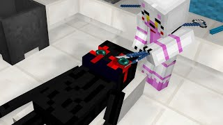 Monster School: Merry Christmas! (Minecraft Animation)