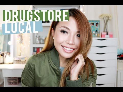 Favorite AFFORDABLE Drugstore/Local Products 2016 – Michelle Dy