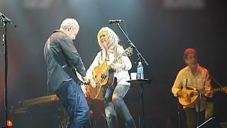 """Mark Knopfler & Emmylou Harris """"Belle Starr"""" 2006 Frankfurt vers.2"""