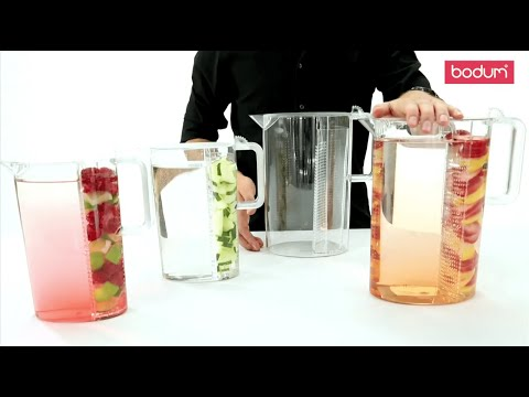 Bodum - Youtube Video zum Ceylon Eisteezubereiter