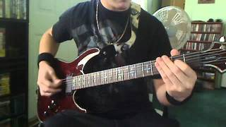 Chevelle - Envy (Guitar Cover)