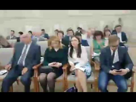 Видеозапись итогового заседания Общественной палаты Республики Башкортостан четвертого состава