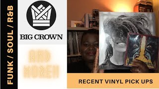 RCENTS PICKS UPS - FUNK/R&B/SOUL (BIG CROWN RECS AND THEN SOME...)