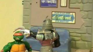 "Epic turtles-season 1 - episode 1 ""Shredder moves in"""