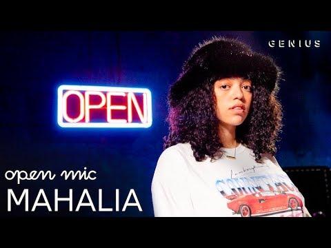Mahalia Grateful Live Performance Open Mic