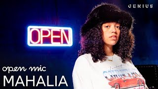 "Mahalia ""Grateful"" (Live Performance) 