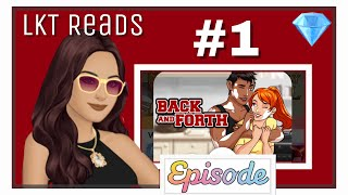 We switch bodies with the Bad Boy?!?!? - Back and Forth #1 (Gem Choice ) || LKT EPISODE