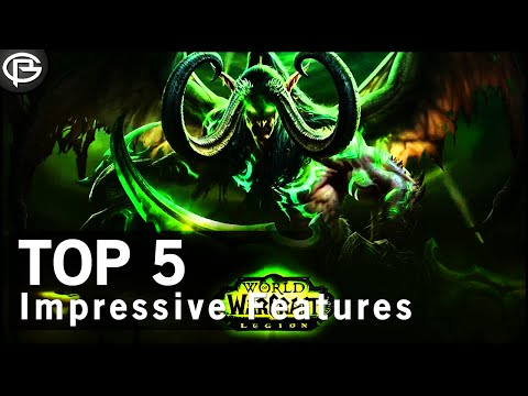 The Top 5 Most Impressive Features in Legion