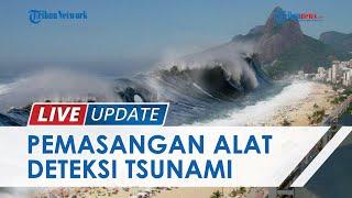 Berkaca pada Kejadian 2018, 10 Alat Pendeteksi Gempa Bumi & Tsunami Dipasang di Pandeglang
