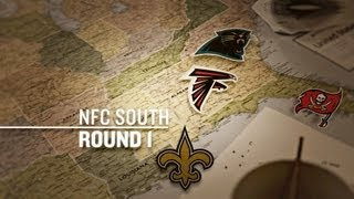 2012 NFL Draft Grades Round 1: NFC South  Edition thumbnail