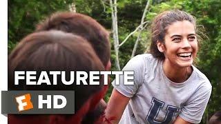The Green Inferno Featurette - Lorenza Izzo (2015) -  Ariel Levy, Aaron Burns Movie HD
