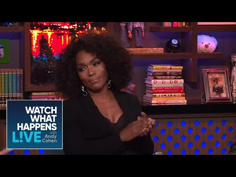 , title : 'Angela Bassett Answers Shady 'Black Panther' Questions | WWHL'