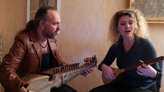 Eléonore Fourniau - Efrén Lopez - Xerîbe, Yezidi Kurdish Song