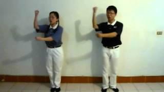 地球的孩子 - 呼叫妙博士營歌示範(2012北屯一二)