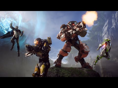 This Is Anthem | Gameplay Series, Part 1: Story, Progression, and Customization