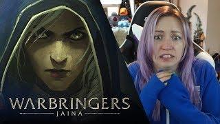 REACTION: Warbringers - Jaina | TradeChat