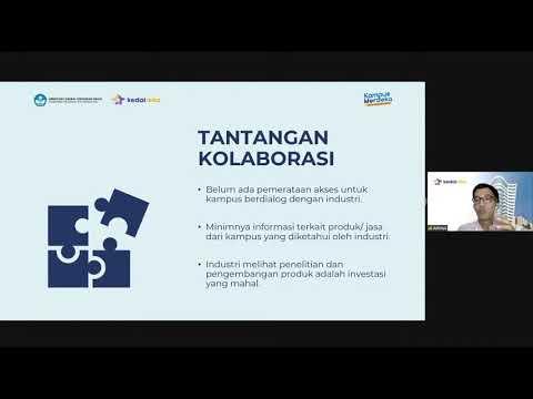 Dialog Inspiratif #35 | Indonesia Unggul dalam Visi Kedaireka: Prospek dan Tantangan