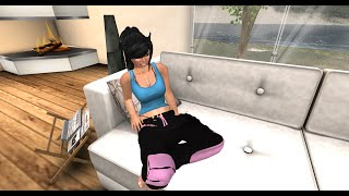 My Second Life Home Tour.
