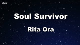 Soul Survivor - Rita Ora Karaoke 【No Guide Melody】 Instrumental