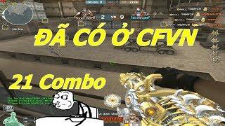 Gatling Gun VIP-Noble Gold Và Pha Thủ 21 KILL MultiKill - Tiền Zombie v4