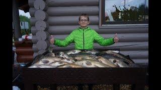 Платная рыбалка в подмосковье лучшая
