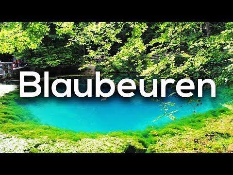 Blaubeuren/Blautopf | Tim Maier | [4K]