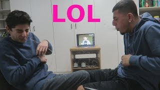 TRY NOT TO LAUGH CHALLENGE VS MY BROTHER | FaZe Rug